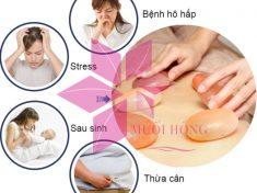 3 công dụng thần kỳ từ liệu pháp massage bằng viên đá muối nóng1