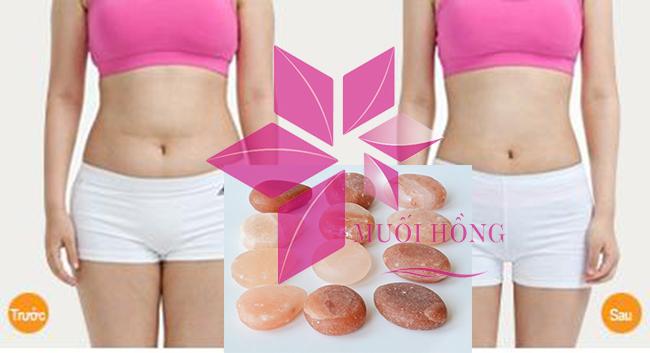 Cách giảm mỡ bụng sau sinh hiệu quả chỉ bằng đá muối Himalaya_3