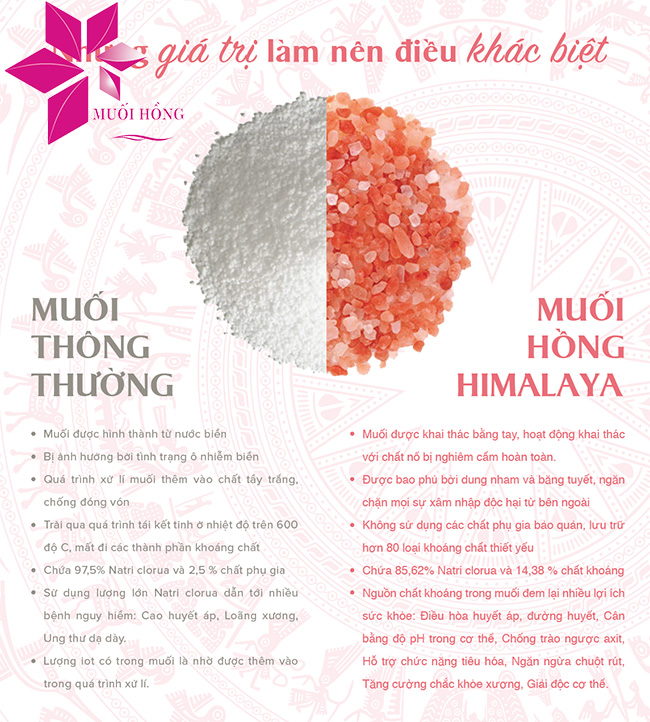 Vì sao trong giang bếp nhà bạn nên trang bị lọ muối tinh khiết Himalaya_1