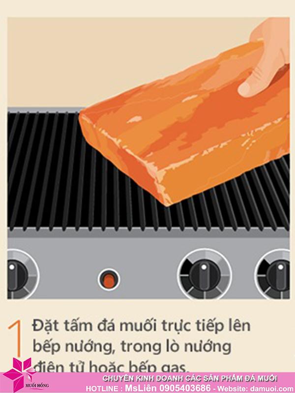 Chia sẻ cách nướng thịt trên viên đá muối nướng an toàn và đúng chuẩn nhất_3