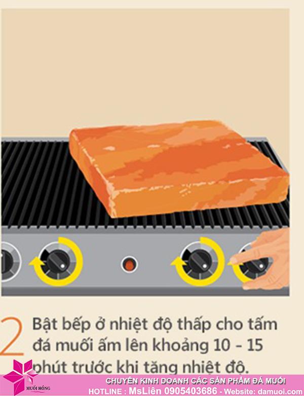 Chia sẻ cách nướng thịt trên viên đá muối nướng an toàn và đúng chuẩn nhất_4