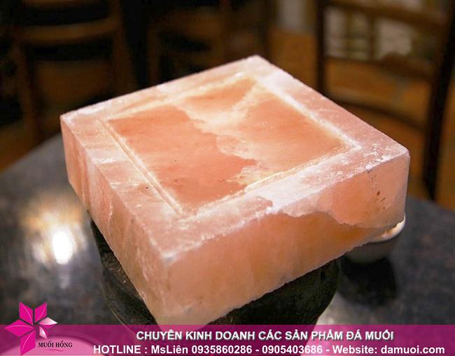 Chia sẻ cách chế biến món cá hồi nướng đá muối sốt mù tạt_2