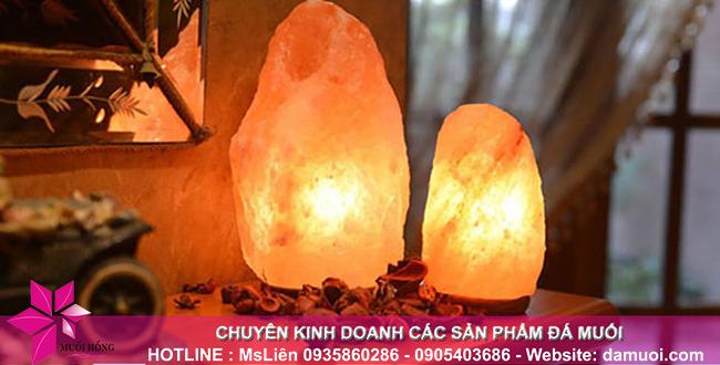 Gợi ý những mẫu đèn đá muối được ưa chuộng nhất hiện nay 2