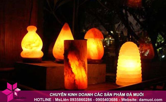 Gợi ý những mẫu đèn đá muối được ưa chuộng nhất hiện nay 3