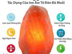 Hướng dẫn cách sử dụng và bảo quản đèn đá muối Himalaya -2