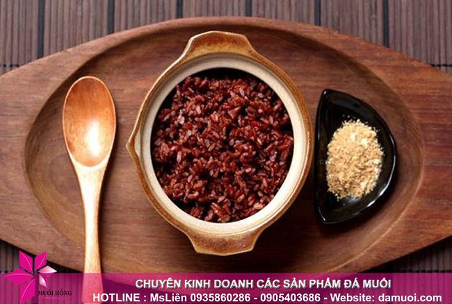 Thực dưỡng giảm cân với gạo lứt muối mè có hiệu quả không 2