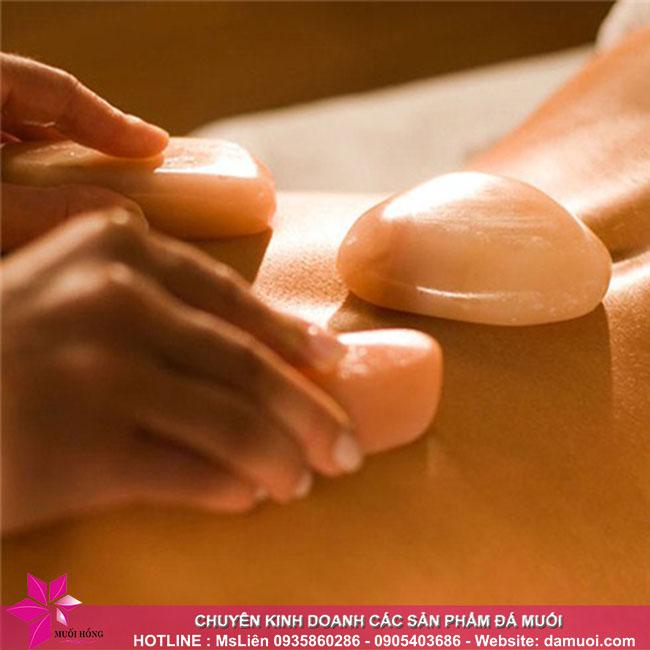 Địa chỉ cung cấp đá muối massage hình trái tim chất lượng 2