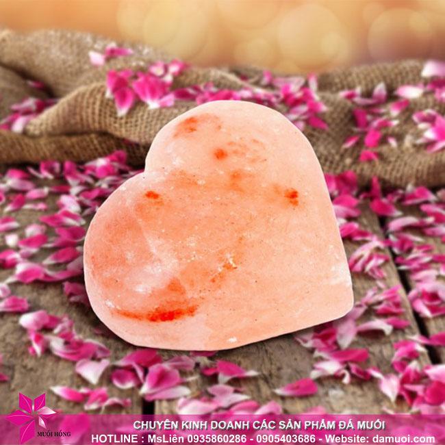 Địa chỉ cung cấp đá muối massage hình trái tim chất lượng 3