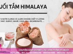 Chăm sóc và bảo vệ làn da ngày hè bằng muối hồng Himalaya 4