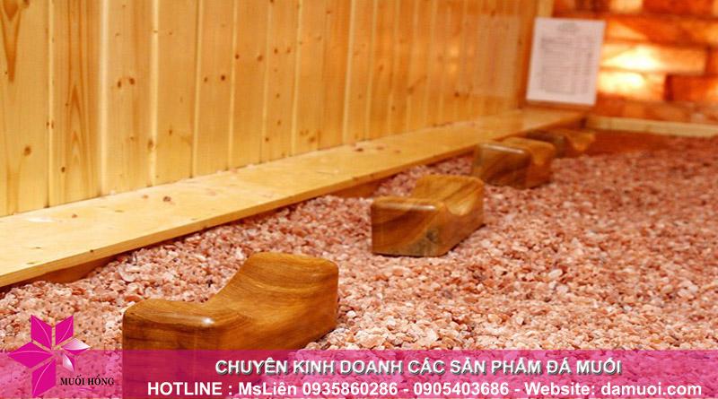 Mua đá muối trải sàn phòng xông hơi ở đâu 2