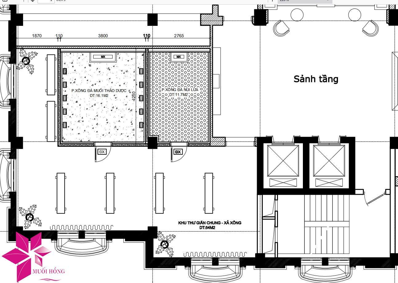 3D khu xong hoi tai rex hotel quang binh len song
